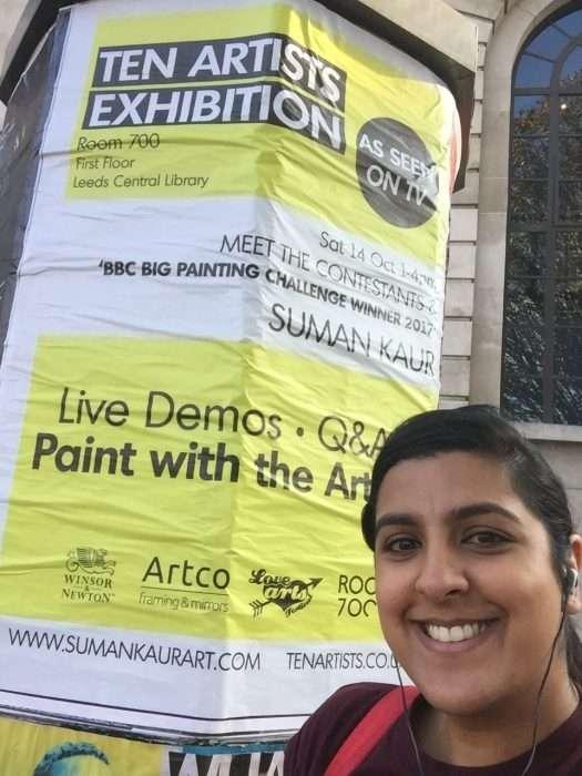 BBC Big Painting Challenge Reunion Leeds