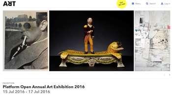 Platform open exhibition 2016 Prize winner Morphets of Harrogate