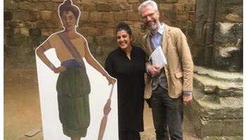 Faith in Peace and War: Heroism at Kirkstall Abbey exhibition