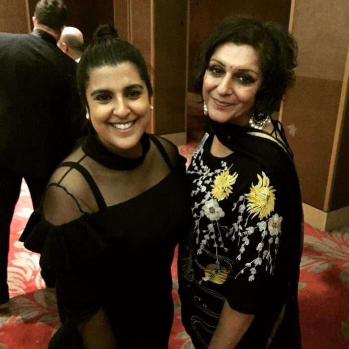 ACTA Awards 2018 Ceremory - Meera Syal