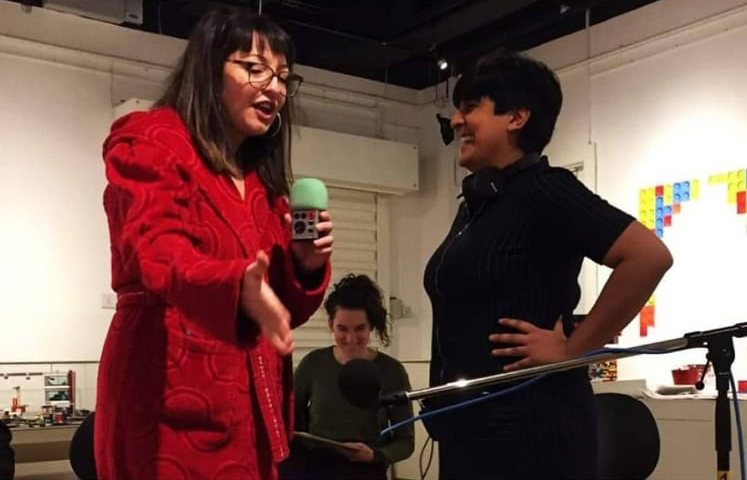 Kay Harbourne - Naked Podcast