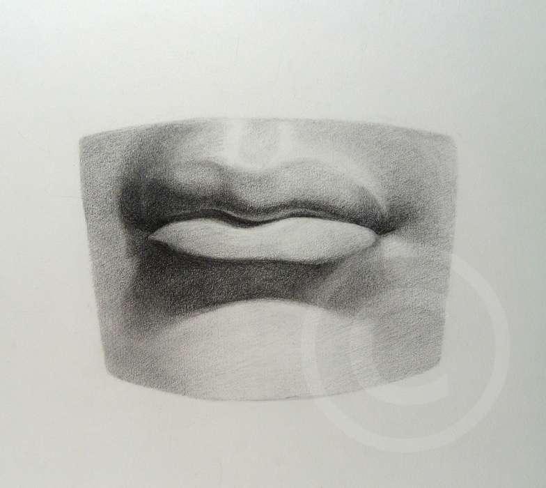 A4 Graphite on paper